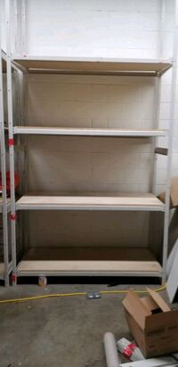 Heavy duty   shelving  Vaughan, L4J 7R7