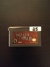Gameboy Advance Breath of Fire 2 Vaughan, L4L