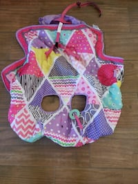 Infantino Compact 2-in-1Pink Shopping Cart Cover Albuquerque, 87121
