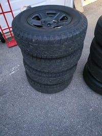 Jeep rims and tires Damascus, 20874