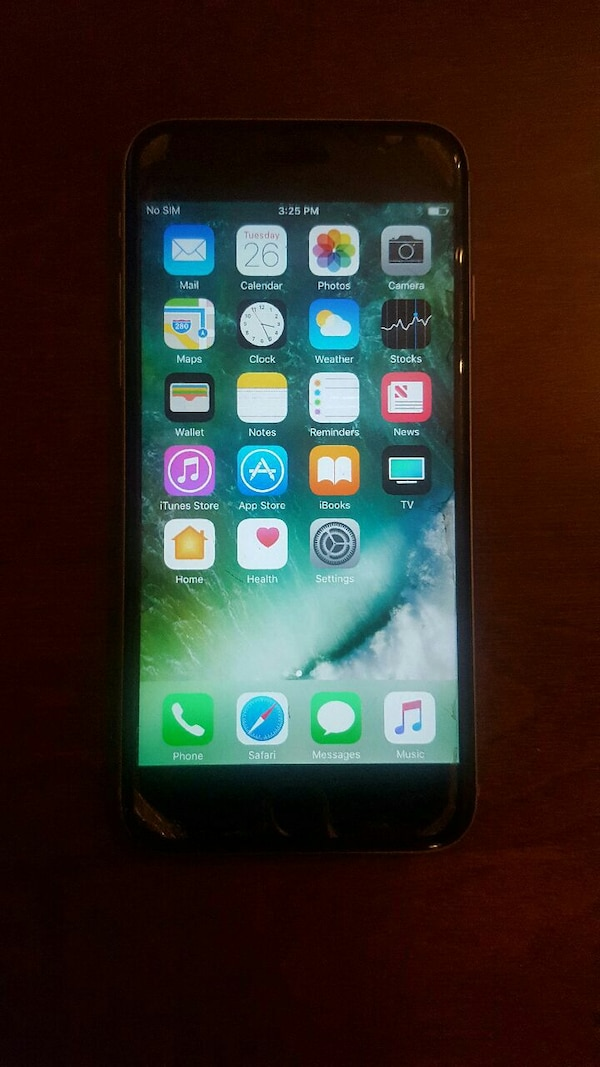 Unlocked i phone 6s 32gb