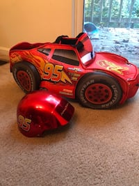 Lightning McQueen cars costume Dumfries, 22025