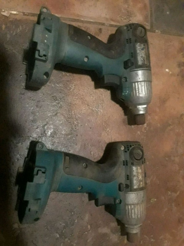Used 2 Battery Operated Makita Impact For In Auburn