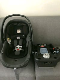 baby's black car seat carrier Mississauga, L5A 3N7