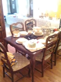 Dining table and 8 chairs Alexandria, 22314