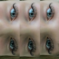 Eyelash extensions Langley