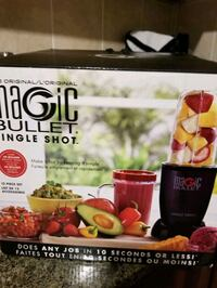 Magic bullet used Vaughan, L4J 9K5