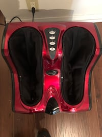Foot massager / and heater perfect condition