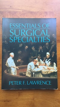 Essentials of Surgical Specialities Tacoma, 98407