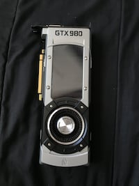 GTX 980 Reference Edition Los Angeles, 91601