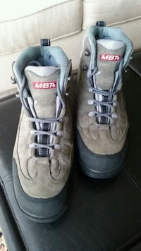 MBT Hiking Boots.