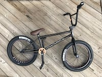 100% Custom BMX! $3000 in Receipts! Part List in Description! Edmonton, T5N 2S5