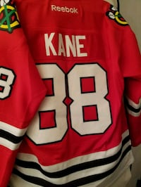 Brand New. Never worn, Kane Jersey. Size M