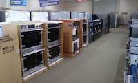 ON SALE! KitchenAid Samsung & More Single & Double Wall Oven's With Warranty Delivery Available #773 Houston, 77037