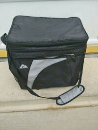 black and gray duffel bag Lawrenceville, 30045