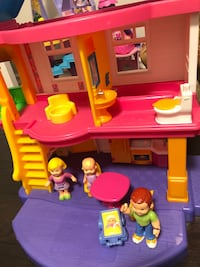 Fisher Price My First Doll House. Vaughan, L6A
