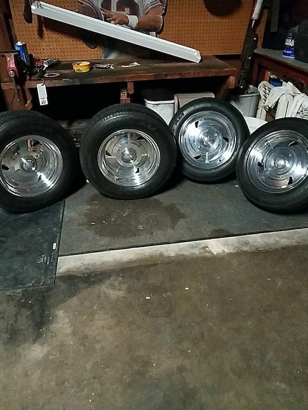 Used Centerline Wheels For Sale In Reedley