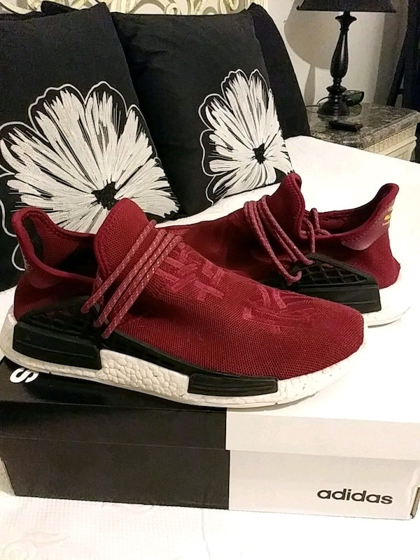 9db892ae8 Used Adidas Pharrell Williams shoes size 12 for sale in Laval - letgo