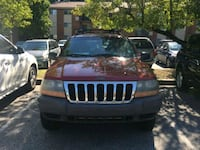 Jeep - Grand Cherokee - 2002 Savage