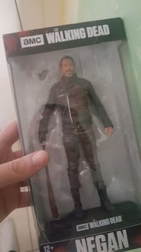 La figurine d'action AMC Walking Dead Negan avec b Saint-Étienne, 42000