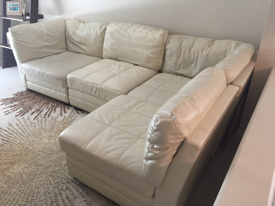 Ashley Furniture Sectional Sofa Some Scratches In Riverview Letgo