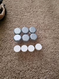 Travel size jars with lids Stafford, 22556