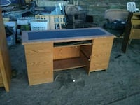 Wooden desk Hesperia, 92345