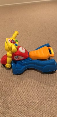Playskool Scooter.    Chantilly, 20151