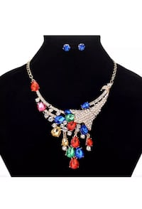 New necklace and earring jewelry sets Calgary, T3E