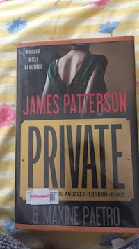 Private by James Patterson  Indianapolis, 46205