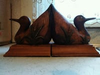Duck bookends Greeneville, 37745