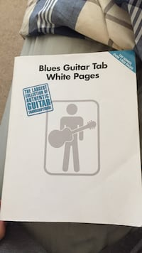 blues guitar tab white pages Kitchener, N2E 4A7