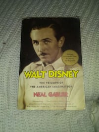 Walt Disney book Winnipeg, R2H