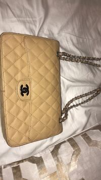 quilted brown leather crossbody bag Las Vegas, 89148