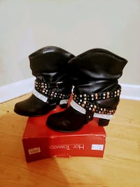 Hot Tomato Boots New size 8