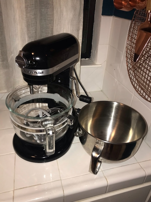 Used Kitchenaid Pro 600 Design Series Stand Mixer For Sale In San