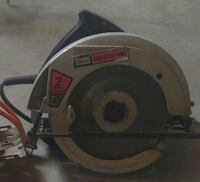 gray and green Sears Craftsman circular saw Strasburg, 22657