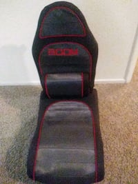 Boom game chair w/ back massager