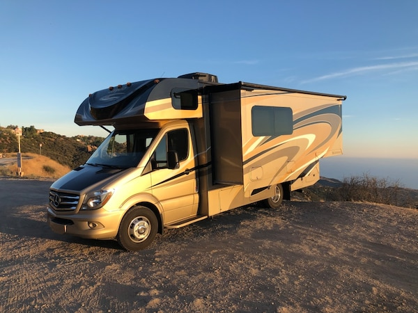 Used 2017 Mercedes-Benz Jayco Melbourne 24L for sale in ...