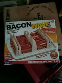 Bacon wave cooker Louisville, 40216