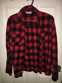 red and black flannel Central Okanagan