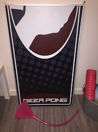 New Beer Pong Table Kelowna
