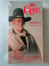 Cahill vhs