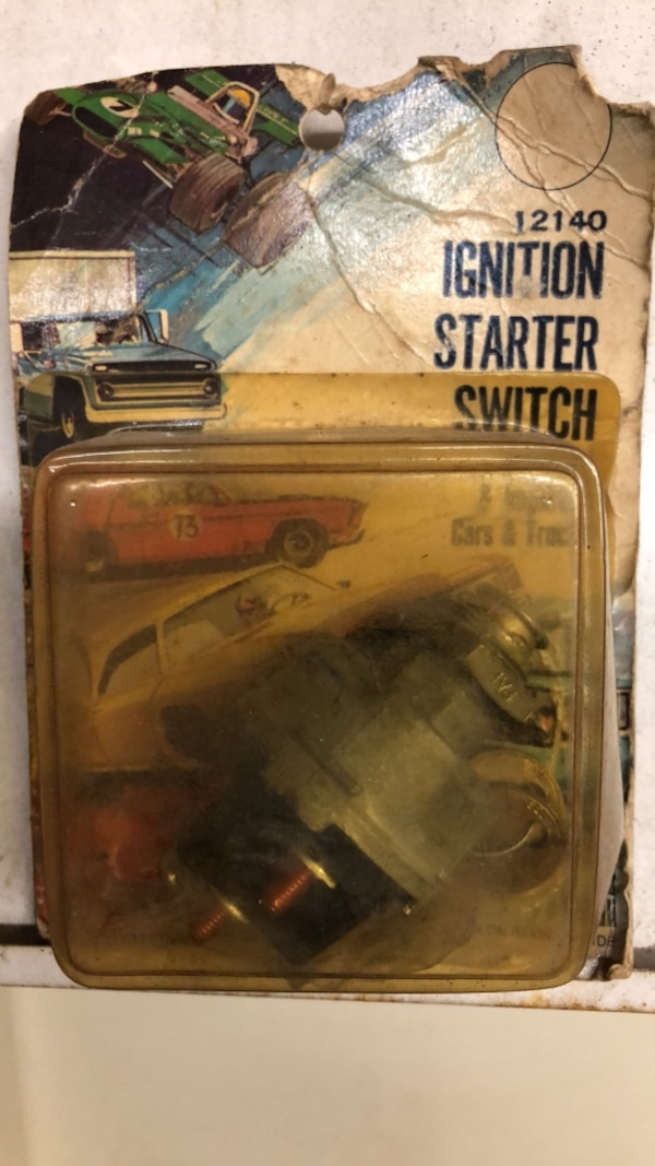 IGNITION WITH STARTER AND SWITCH