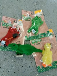 Bean Sprouts keychain toy animals Middletown, 21769