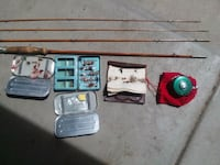 fly fishing rod and accessories  Centennial
