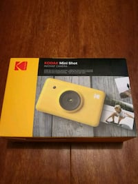 Kodak MiniShot Instant Digital Camera (Yellow)