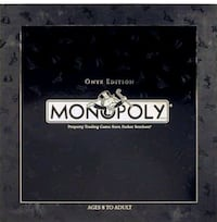 RARE! BRAND NEW SEALED! MONOPOLY ONYX Queens, 11375