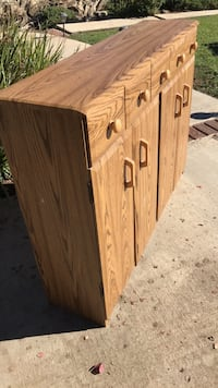 Cabinet storage used 37 inches height 4 feet length and 1 feet width  2225 mi