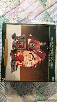 Santa's Workbench Collection Victorian Series box